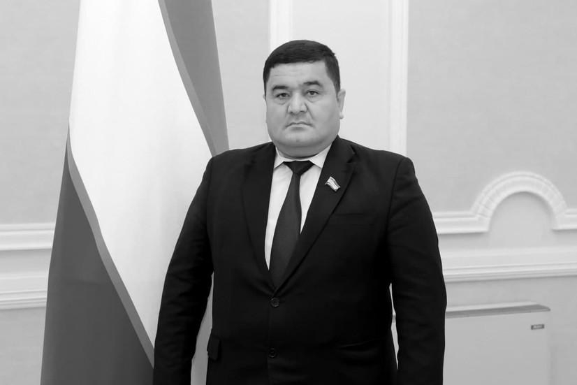 Олий Мажлис депутати 47 ёшида коронавирус асоратларидан вафот этди
