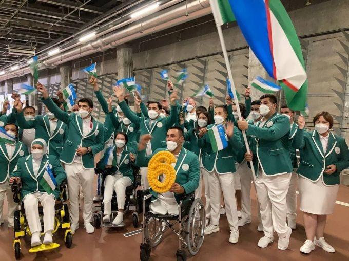 Токио-2020: 3 нафар пара сузувчимиз медаллар учун курашади