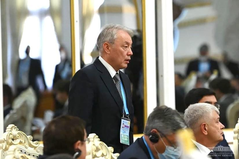 Руслан Мирзаев ШҲТ Минтақавий аксилтеррор тузилмаси Ижроия қўмитаси директори бўлди