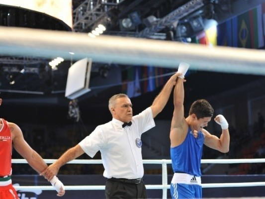 Рио-2016: Боксчимиз  Олимпиадани ғалаба билан бошлади!