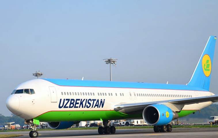 «Uzbekistan Airways» Туркияга бир қатор авиақатновларни вақтинчалик тўхтатади