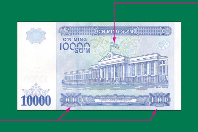 5000 ва 10 000 сўмлик янги кўринишда банкнотлар чиқарилиши мумкин