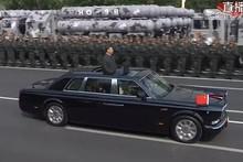 ХХР раисининг янги лимузини намойиш қилинди (фото)