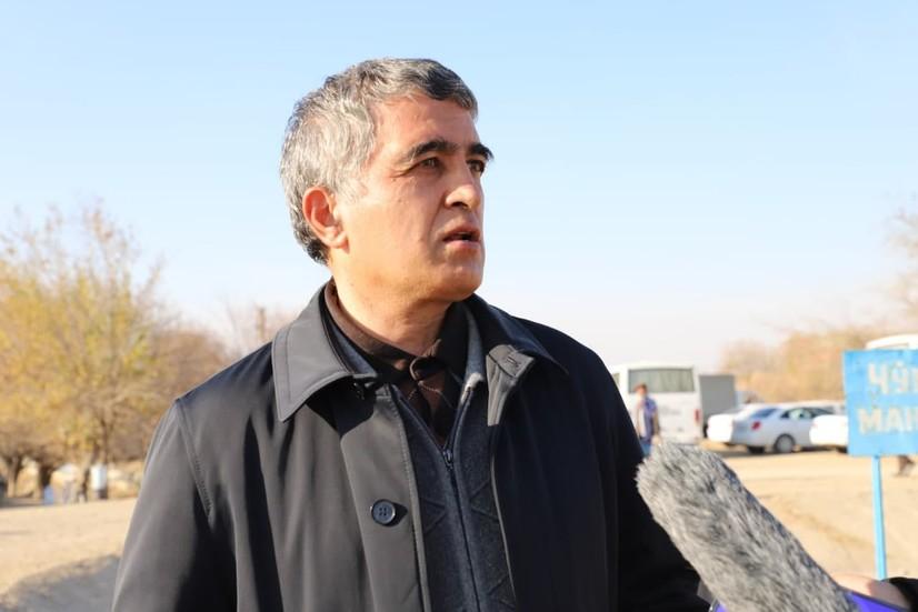 Президент танқидидан сўнг Қашқадарёда сувга масъул 3 нафар раҳбар ишдан олинди