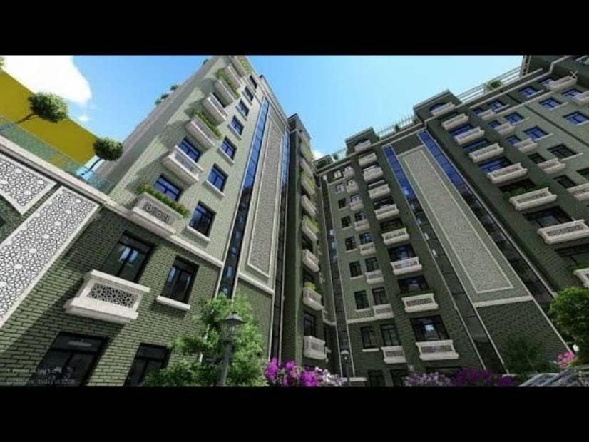 Тошкент шаҳрида 7 мингта квартира қурилади