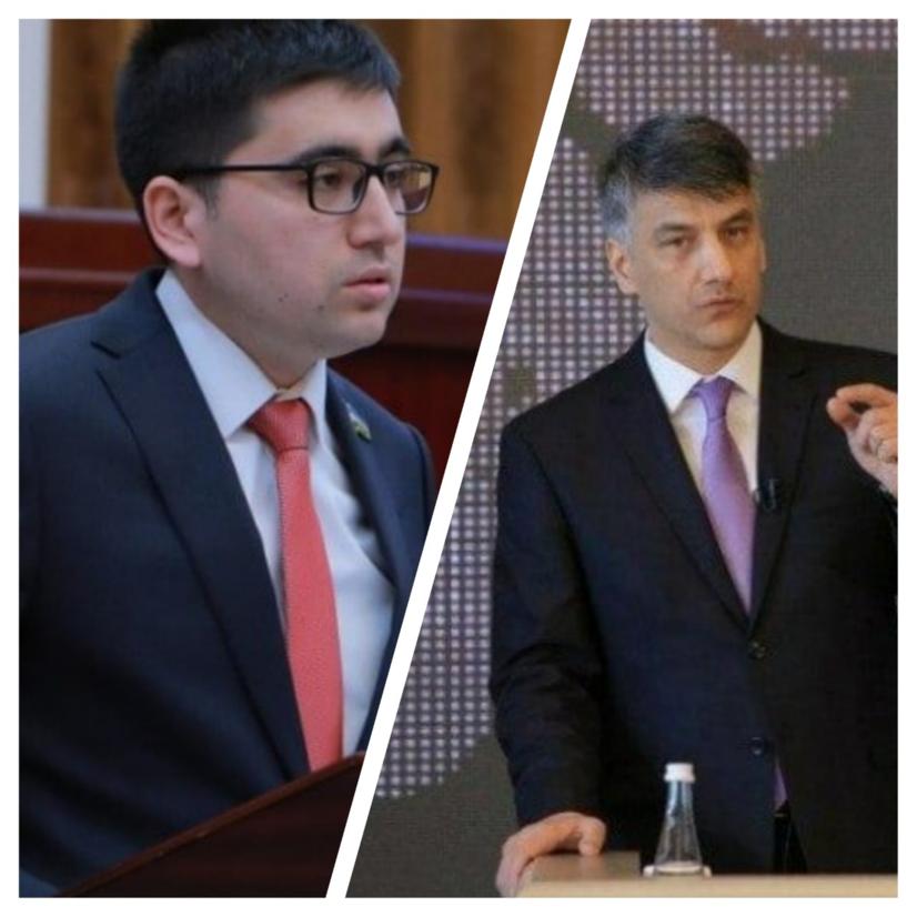 Дониёр Ғаниев Алишер Қодировга жавоб қайтарди