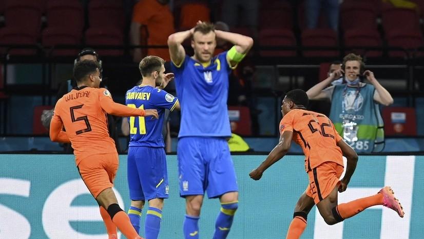 Евро-2020. Нидерландия Украинани зўрға мағлуб қилди