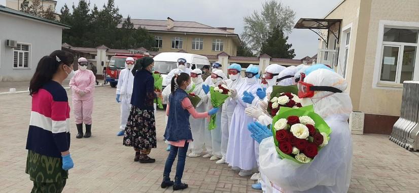 Ўзбекистонда коронавирусдан тузалганлар сони 617 нафарга етди