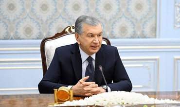 Президент БАА делегациясини қабул қилди