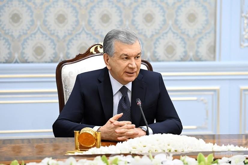 Prezident BAA delegatsiyasini qabul qildi