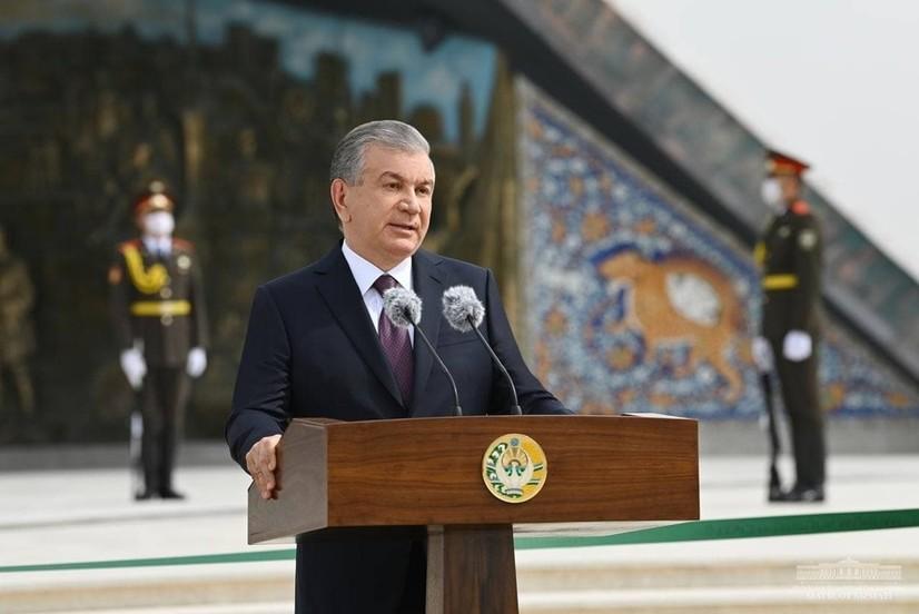 Президент сирни очди: «Янги пойтахт» қурилади