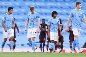 «Manchester Siti» «Lester»dan naqd 5 ta gol o'tkazib yubordi (video)