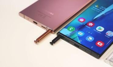 Galaxy Note 20 ва Galaxy Note 20 Ultra тақдим қилинди: тўлиқ тавсифи ва нархлари