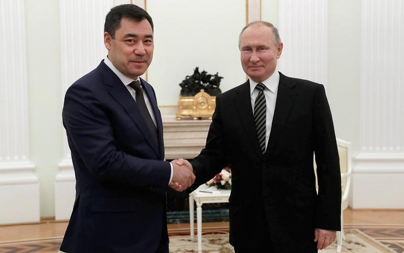 Садир Жапаров: