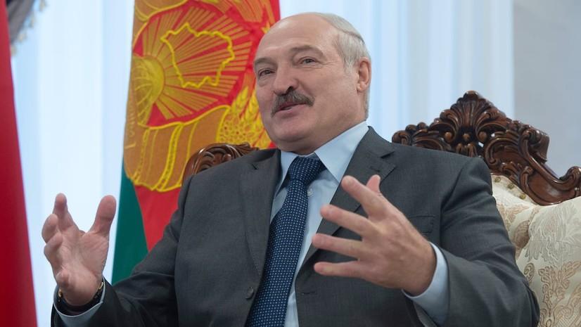 YeIning besh mamlakati Lukashenkoni prezident sifatida tan olishdan bosh tortdi