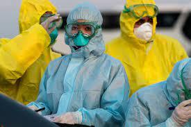Коронавирус: шифохоналарда даволанаётганлар сони 1500 нафарга яқинлашмоқда
