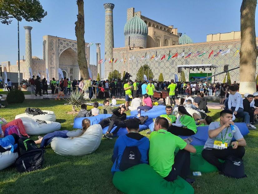 Samarkand Half Marathon: yutuqlar, kamchiliklar, dunyoqarash va mehmondo'stlik haqida