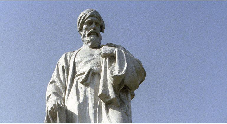 Францияда Абу Али ибн Сино ҳайкали ўрнатилди