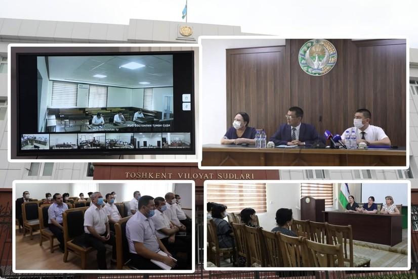Бир ойда Тошкент вилояти судларининг 4 нафар судьяси ишдан олинди – Судьялар олий кенгаши