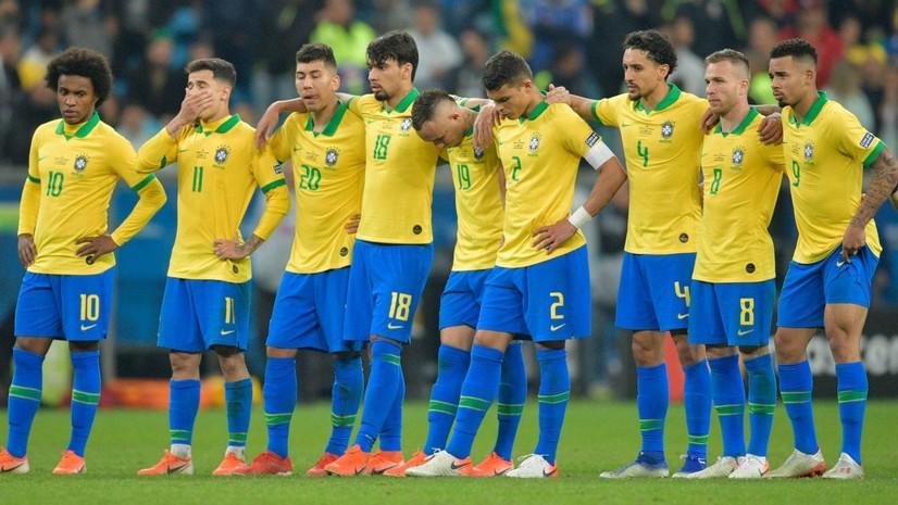Бразилия терма жамоаси Америка кубогида иштирок этишдан бош тортди