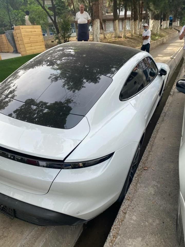 Тошкентда ЙТҲга учраган «Porsche» юзасидан маълумот берилди