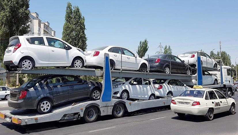 UzAuto Motors'нинг январь-май ойиларидаги экспортининг 90 фоизи Қозоғистонга тўғри келмоқда