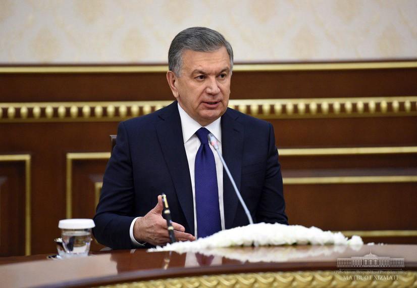 Mirziyoyev hokim, prokuror, IIB va DSI boshliqlarini ishdan bo'shatdi