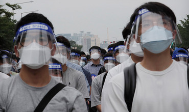 Жанубий Корея Бош вазири коронавирусга қарши курашнинг учта стратегиясини маълум қилди