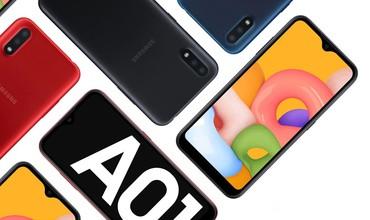 Samsung энг арзон смартфонини чиқарди: нарх ва жиҳатлари билан танишинг!