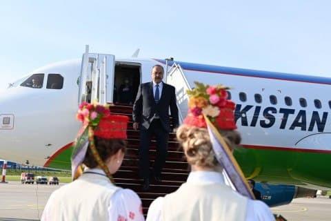 Абдулла Арипов Беларусь президенти Александр Лукашенко билан учрашди