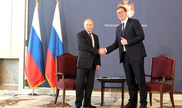Мария Захарованинг пости учун Путин ва Лавров Сербия президентидан узр сўради