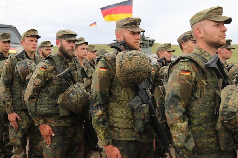 Германия ҳарбийлари Афғонистонни тарк этди