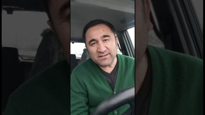 Толибжон Исроилов Тўти Юсуповани