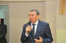 Ислом Каримовнинг бош тансоқчиси бўлган Ахат Носиров янги лавозимга тайинланди