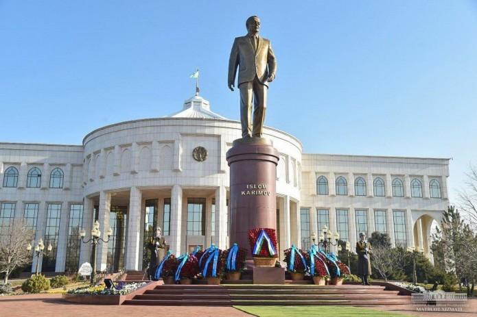 Бугун 30 январ Ўзбекистоннинг Биринчи Президенти Ислом Каримов туғилган кун