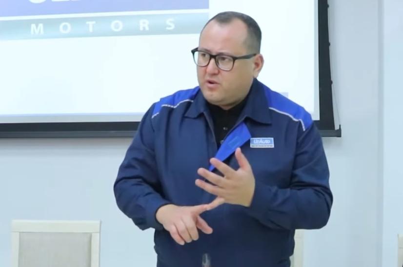 Рустам Ражабов UzAuto Motors бош директори этиб тасдиқланди