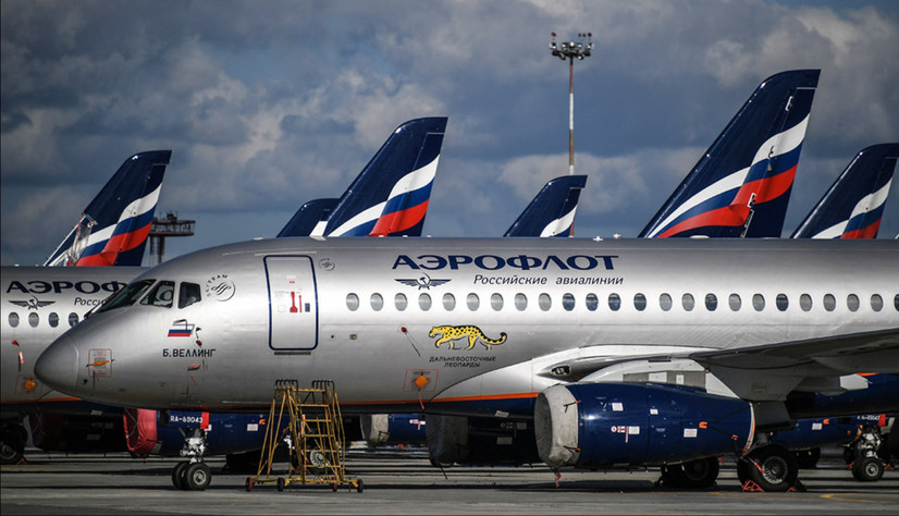 Россия 8 та мамлакат билан авиапарвозларни тиклади