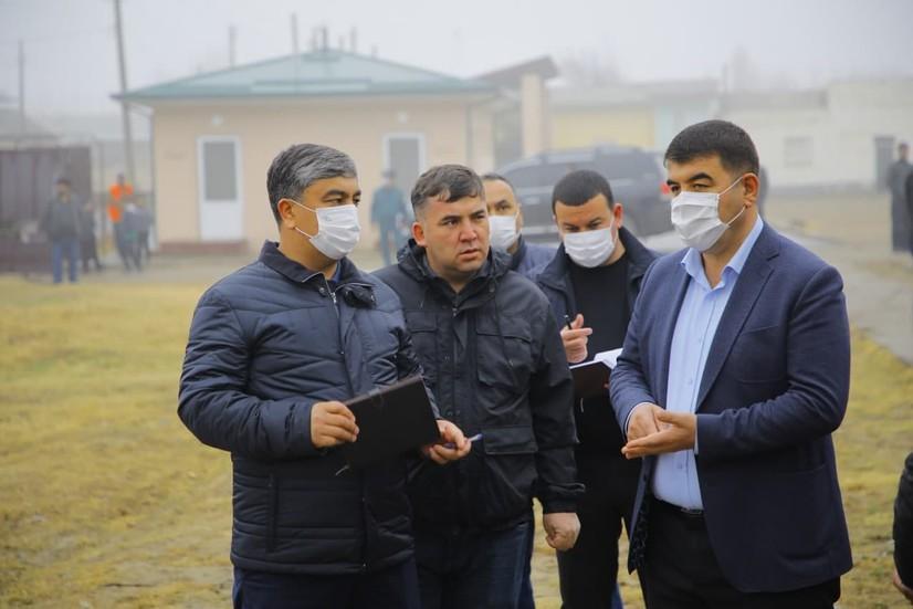 Наманган вилояти ҳокими Президент танқид қилган маҳаллага кўчиб ўтади