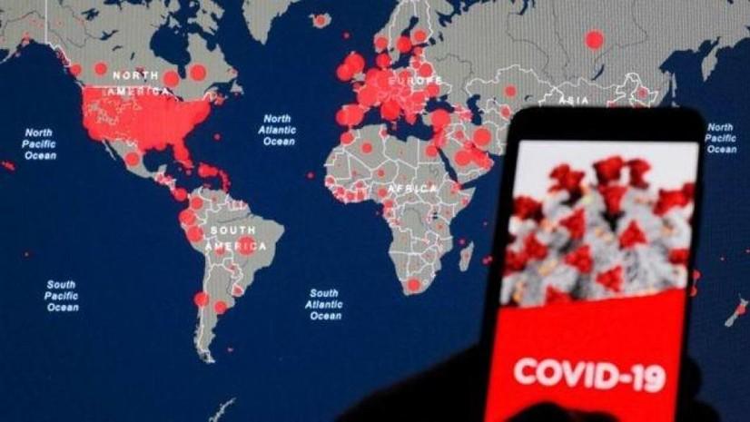 ЖССТ: дунёда коронавирус инфекцияси билан касалланганлар сони 184 миллион 820 мингдан ошди