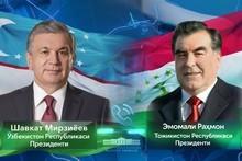 Шавкат Мирзиёев Эмомали Раҳмонни туғилган куни билан табриклади