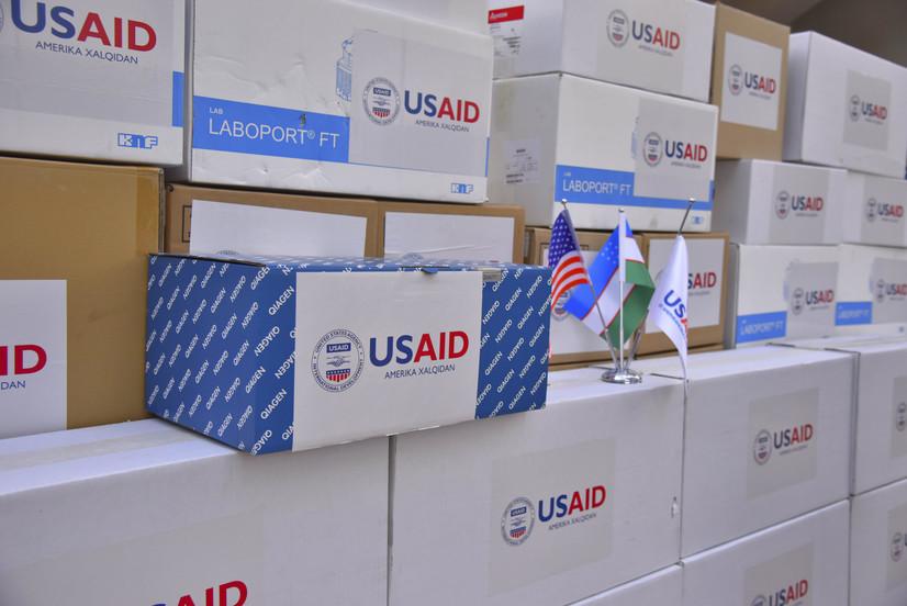 USAID Ўзбекистон агросаноат мажмуасида инвестиция дастурини якунлади