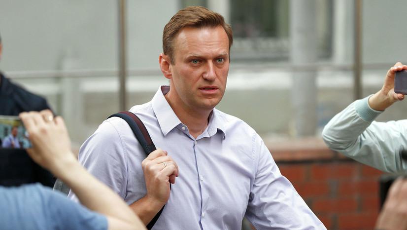 ОАВ: Навалнийни иккинчи марта заҳарлаш режаси чиппакка чиқди