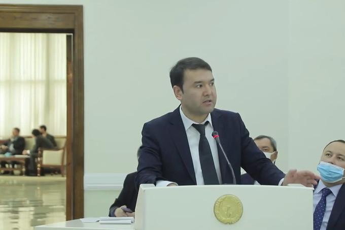 Расул Кушербоев президентликка номзодини қўядими?