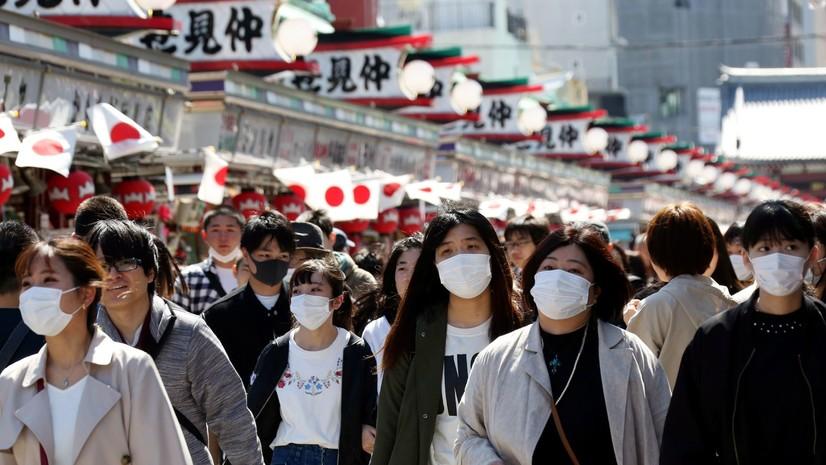 Японияда коронавируснинг янги тури тарқалди