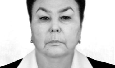 Президент Академик Муҳаббат Абидова вафоти муносабати билан ҳамдардлик билдирди