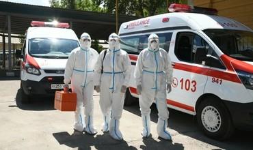Ўзбекистонда коронавирус инфекцияси қайд этилганлар сони 60 мингга яқинлашди