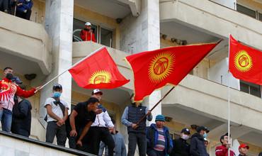 Бишкек шаҳрининг ҳокими в.б. уч ҳафтада олти марта алмашди