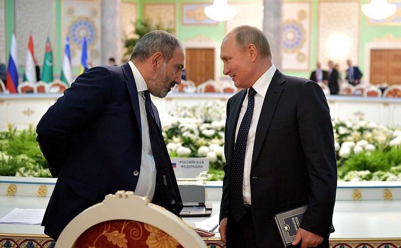 Tog'li Qorabog': Pashinyan Putin bilan nimani kelishdi?