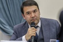 Р. Кушербаев яна