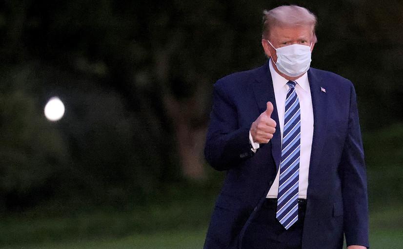 Трампнинг коронавирусга даволаниши қанчага тушди